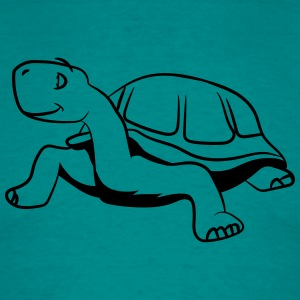 Turtle funny goofy kids T-Shirts - Men's T-Shirt