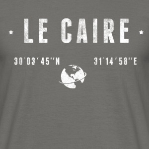 Le Caire Tee shirts - T-shirt Homme