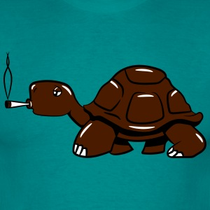 turtle weed joint T-skjorter - T-skjorte for menn