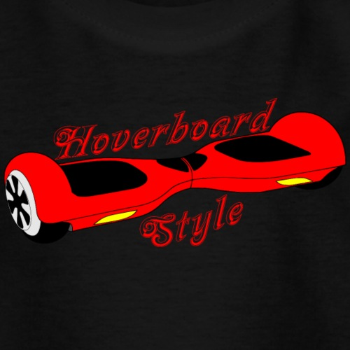 Hoverboard rot-schwarz
