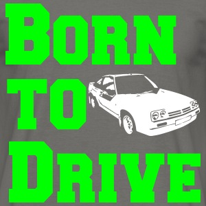 Manta Born to drive T-Shirts - Männer T-Shirt