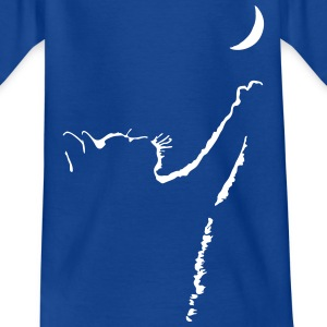cat moon Shirts - Kids' T-Shirt