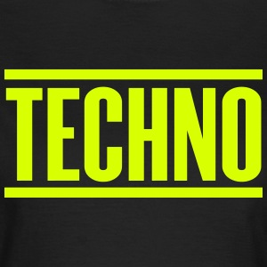 Techno T-Shirts - Women's T-Shirt