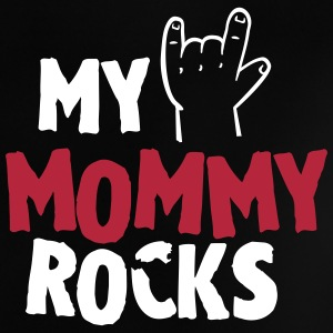 My mommy rocks Baby T-Shirts - Baby T-Shirt