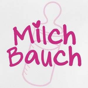 Milch-Bauch Baby T-Shirts - Baby T-Shirt