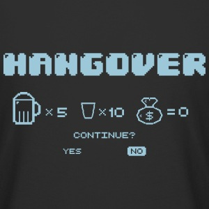 Game over de soirée Tee shirts - T-shirt long homme
