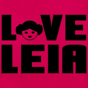 Love Leia T-Shirts - Frauen T-Shirt