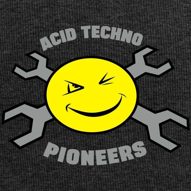 Acid Techno Pioneers Beanie