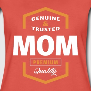 Genuine Mom Tees - Women's Premium T-Shirt