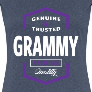 Genuine Grammy Tees - Women's Premium T-Shirt