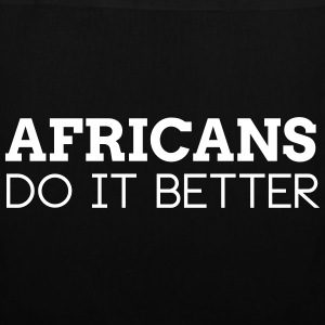 AFRICANS DO IT BETTER Bags & Backpacks - Tote Bag