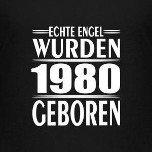 1980 - Geburt - Engel T-Shirts - Teenager Premium T-Shirt
