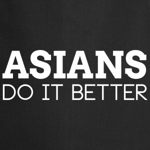 ASIANS DO IT BETTER Schürzen - Kochschürze