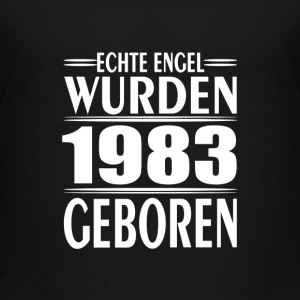 1983 - Geburt - Engel T-Shirts - Teenager Premium T-Shirt