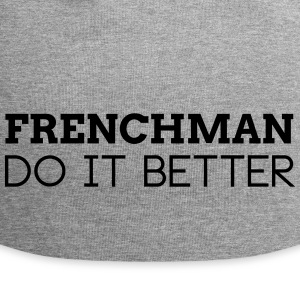 FRENCHMAN DO IT BETTER Caps & Hats - Jersey Beanie