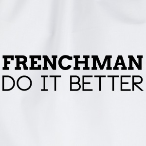FRENCHMAN DO IT BETTER Bags & Backpacks - Drawstring Bag