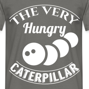 The very hungry caterpillar - Men's T-Shirt
