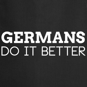 GERMANS DO IT BETTER Schürzen - Kochschürze