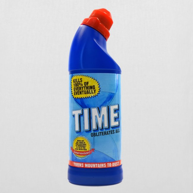 Time Bleach - Tote Bag