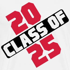 CLASS OF 2025 T-Shirts - Men's Premium T-Shirt