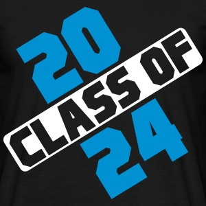 CLASS OF 2024 T-Shirts - Men's T-Shirt