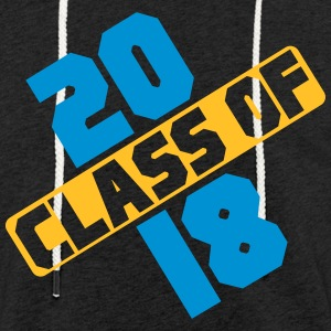 CLASS OF 2018 Hoodies & Sweatshirts - Light Unisex Sweatshirt Hoodie