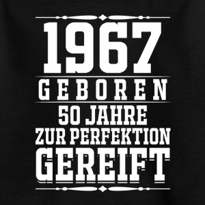 1967 - 50 Jahre Perfektion - 2017 T-Shirts - Teenager T-Shirt
