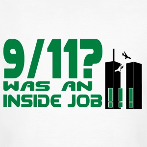 Inside Job T-Shirts - Men's Organic T-shirt