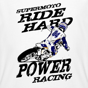 Supermoto T-Shirts - Men's Organic T-shirt