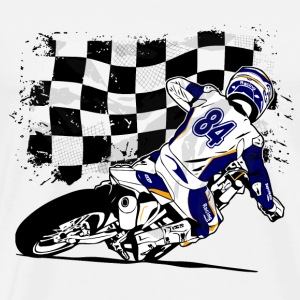 Supermoto T-Shirts - Men's Premium T-Shirt