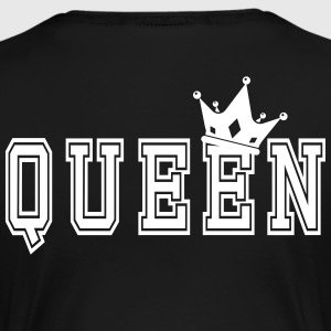 Valentine's Matching Couples Queen Jersey - Premium-T-shirt dam