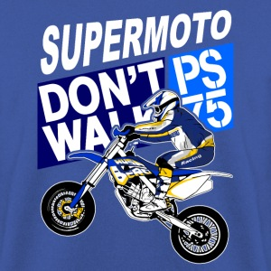 Supermoto Hoodies & Sweatshirts - Men's Sweatshirt
