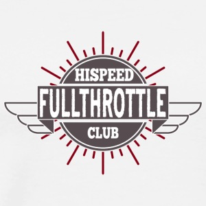 Fullthrottle HiSpeedClub - Männer Premium T-Shirt