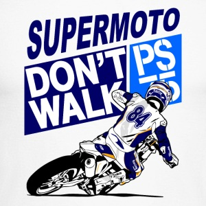 Supermoto Long sleeve shirts - Men's Long Sleeve Baseball T-Shirt