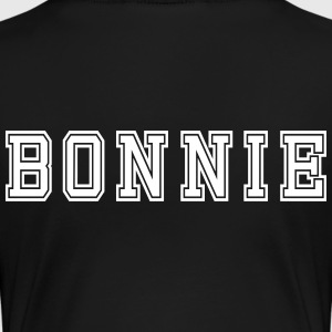 Valentine's Day Matching Couples Bonnie Jersey - Premium-T-shirt dam