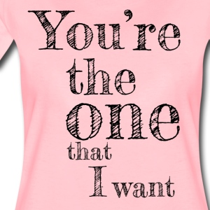 Valentine's Day Matching Couples Love Song - Women's Premium T-Shirt