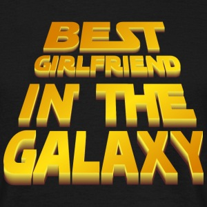 Best Girlfriend in the Galaxy - T-shirt herr