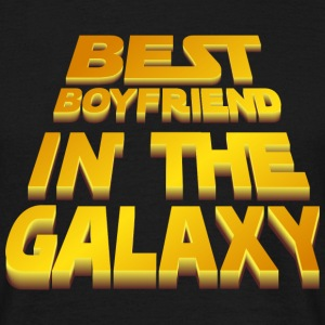 Best Boyfriend in the Galaxy - T-shirt herr