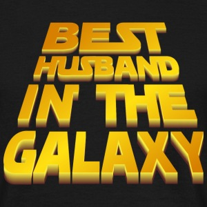 Best Husband in the Galaxy - T-shirt herr