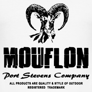 Mouflon - Mufflon T-Shirts - Männer Slim Fit T-Shirt