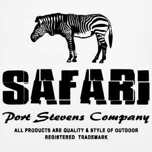 Zebra - Safari Tops - Frauen Premium Tank Top