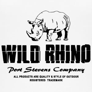 Rhino - Nashorn - Safari Tops - Frauen Bio Tank Top