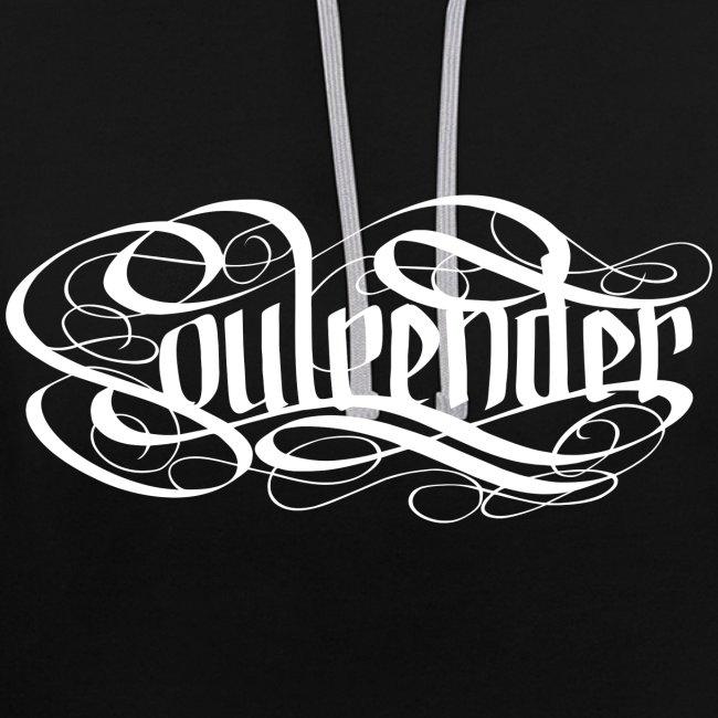 Soulrender Unisex Hoody mit Kontrastkaputze