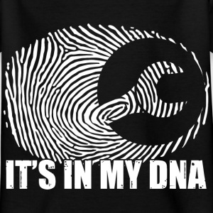 Mechaniker: It's in my DNA Shirts - Kids' T-Shirt