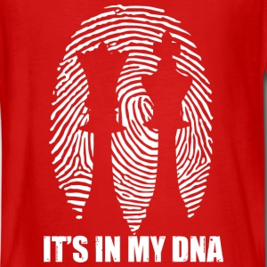 Schach: It's in my DNA Langarmshirts - Teenager Premium Langarmshirt