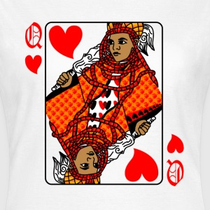 Queen of hearts T-Shirts - Women's T-Shirt