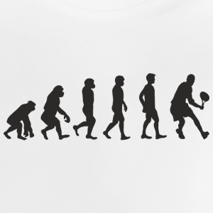 Evolution Tennis Baby T-Shirts - Baby T-Shirt