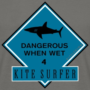 KITE SURFER - Men's T-Shirt