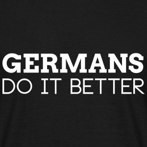 GERMANS DO IT BETTER T-Shirts - Männer T-Shirt