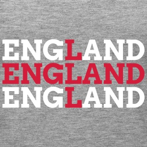 ENGLAND Tops - Women's Premium Tank Top